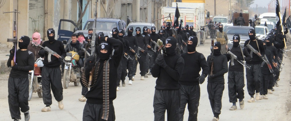 ISIS Group March