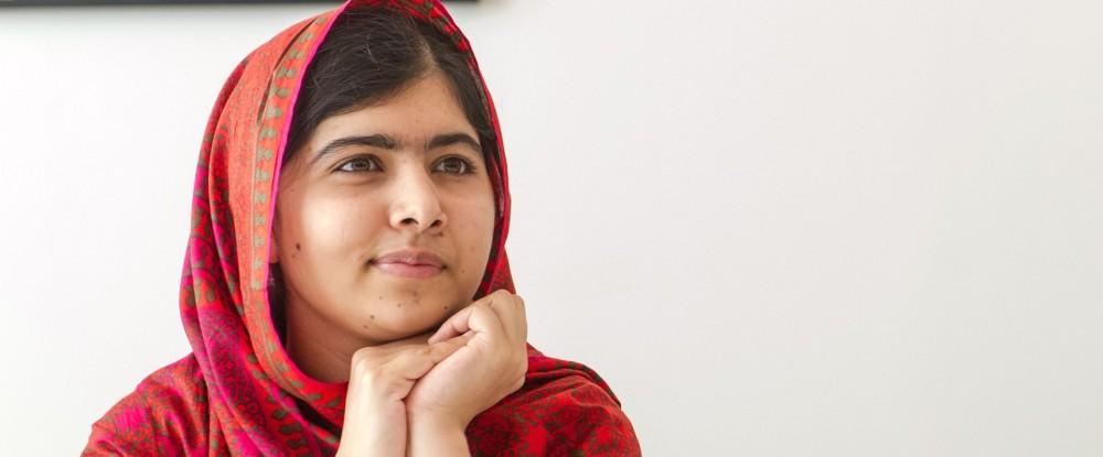 SG meets Malala
